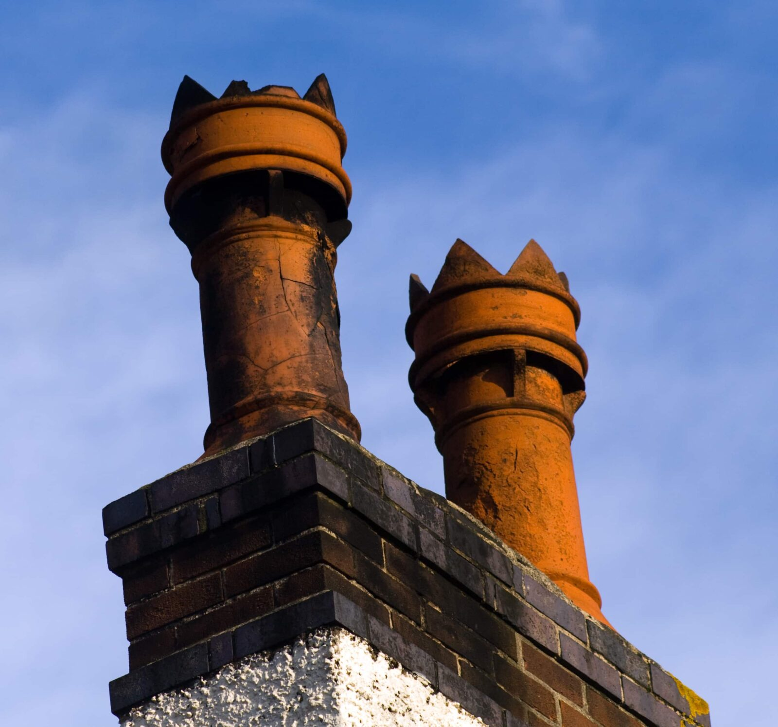 Chimney Clean Up